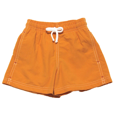 Maillot de bain garçon - Orange