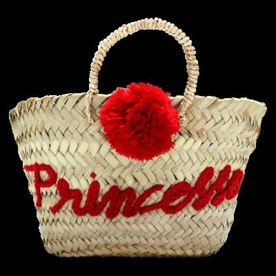 Panier osier - Princesse