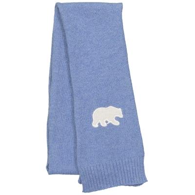 Echarpe Bébé Ours - Bleu Jean