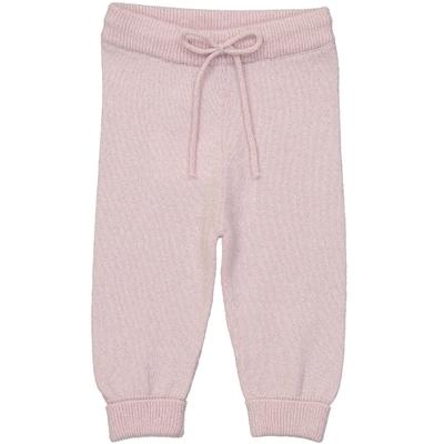 Pantalon Bébé - Rose Pailleté