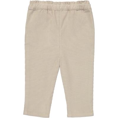 Pantalon Velours Garçon - Sable
