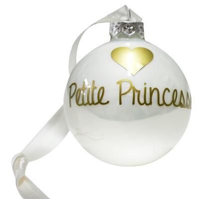 Boule de Noël - Petite Princesse