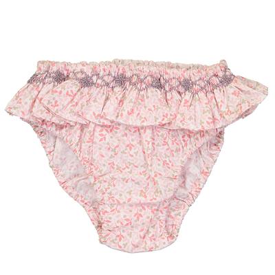 Bikini - Feuilles Roses