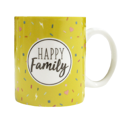 "Mug - ""Happy Family"""