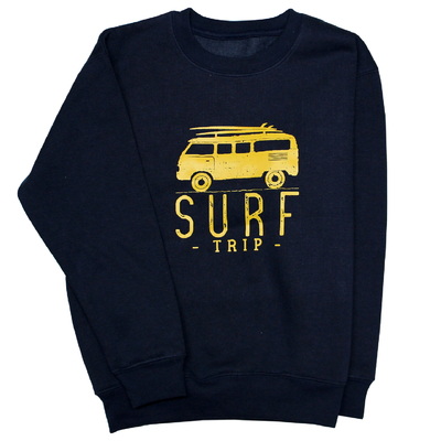 Sweat marine - Surf Trip