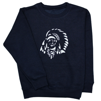 Sweat marine - Indien