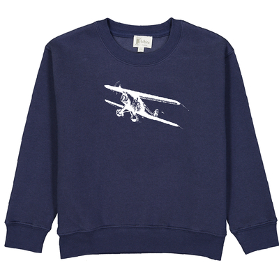 Sweat marine - Avion