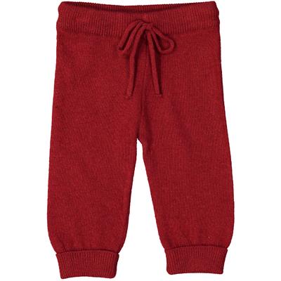 Pantalon bébé - Grenat
