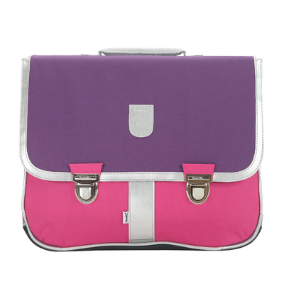 Cartable - Rose et violet