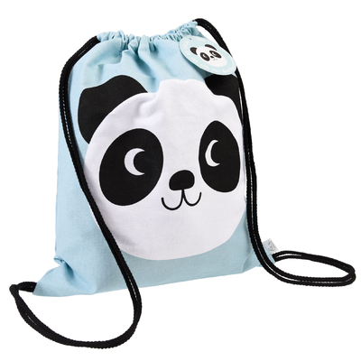 Sac à cordonnet - Miko the panda