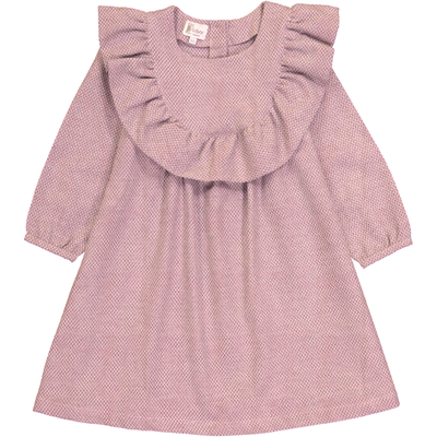 Robe Assia - Vieux Rose