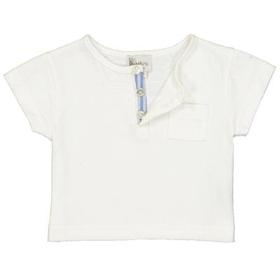 T-shirt tunisien bébé - Rayures ciels
