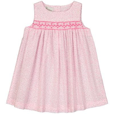 Robe bébé Suzie - Fleurs de cerisier