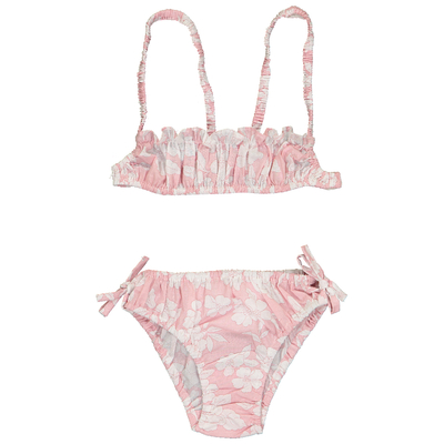 Maillot deux pièces - Pink Bloom