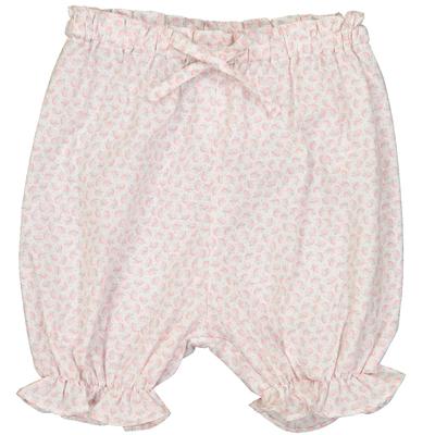 Panty volanté bébé motif fraises