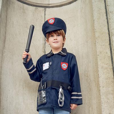 Déguisement de policier avec accessoires