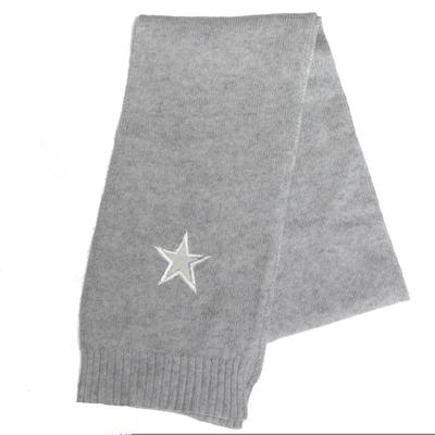 Echarpe bébé perle moucheté avec étoile