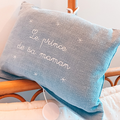"""Boite à musique """"Le prince de sa maman"""""""