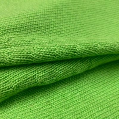 Poncho Fille - Vert