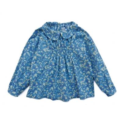 Blouse Joséphine<br>Monet bleu