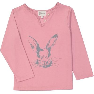 T-Shirt fille blush imprimé