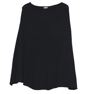 Poncho Femme - Pailleté Noir