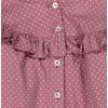 Détail blouse arizona