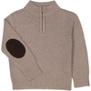 pull col montant zippe taupe_1500x1500
