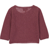 Cardigan BB - Rouge Vin-2