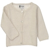 Cardigan BB - Paillete Blanc-1