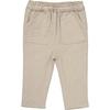 Pantalon Velours BB Girl - Sable-1