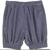 Panty boutons - Bleu jean-2