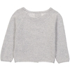 Pull BB Cache-coeur Ours - Perle-2