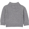 Pull BB Col Zip - Gris - Col Jean-2