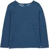 Pull Boutons Montgolfiere - Bleu canard-2