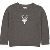 Pull Cerf - Taupe-1