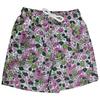 maillot-de-bain-garçon-fleurs-vertes-violettes