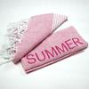 fouta-brodée-summer-rose