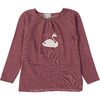 Pull-col-rond-fille-cygne-parme