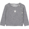 Pull BB Cache-coeur Etoile - Gris-1