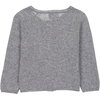 Pull BB Cache-coeur Etoile - Gris-2