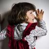 blouse_fille_robe_rouge_velours