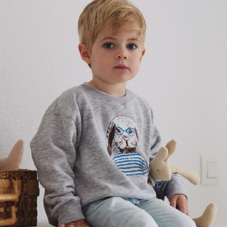 sweat-lapin-marin-garçon