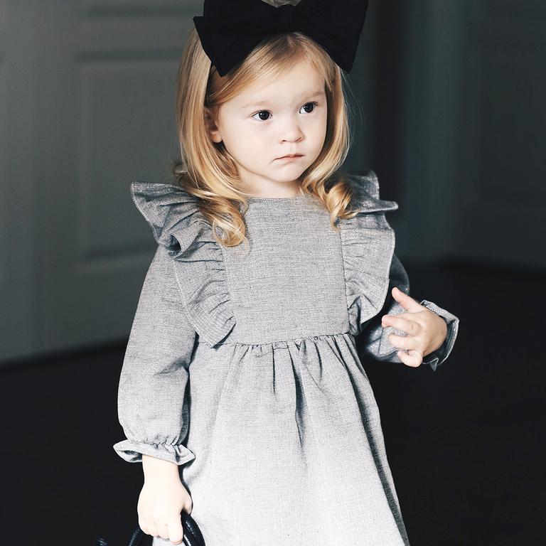 robe-emeline-gris-pailletée