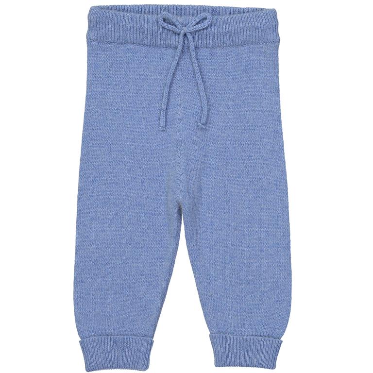 Pantalon BB - Bleu Pastel - dos recadré