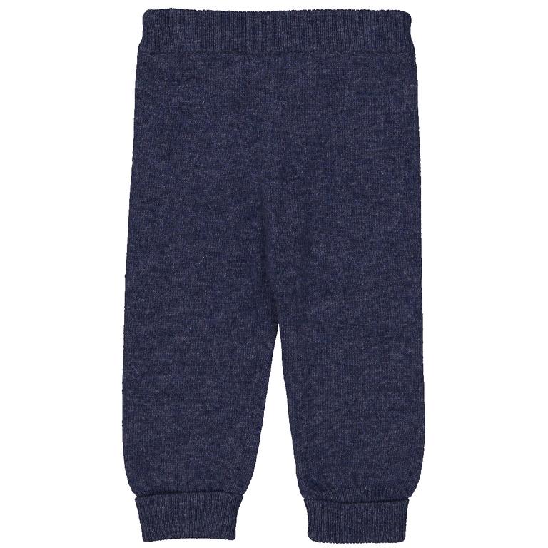 Pantalon BB - Bleu Denim-dos