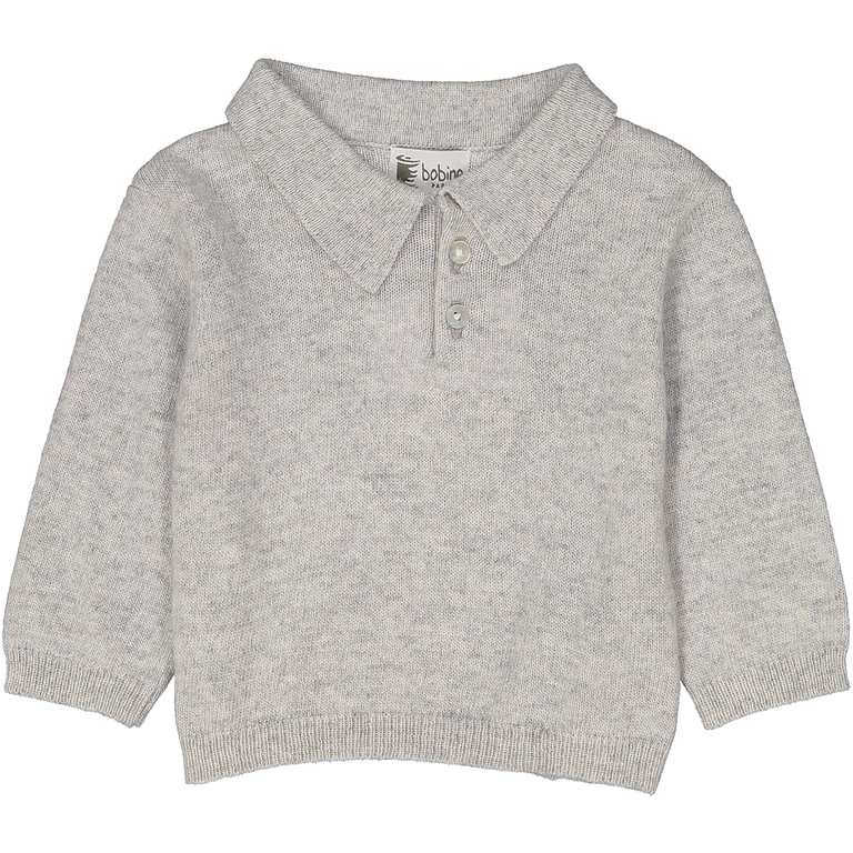 pull col polo perle layette bb_aplat