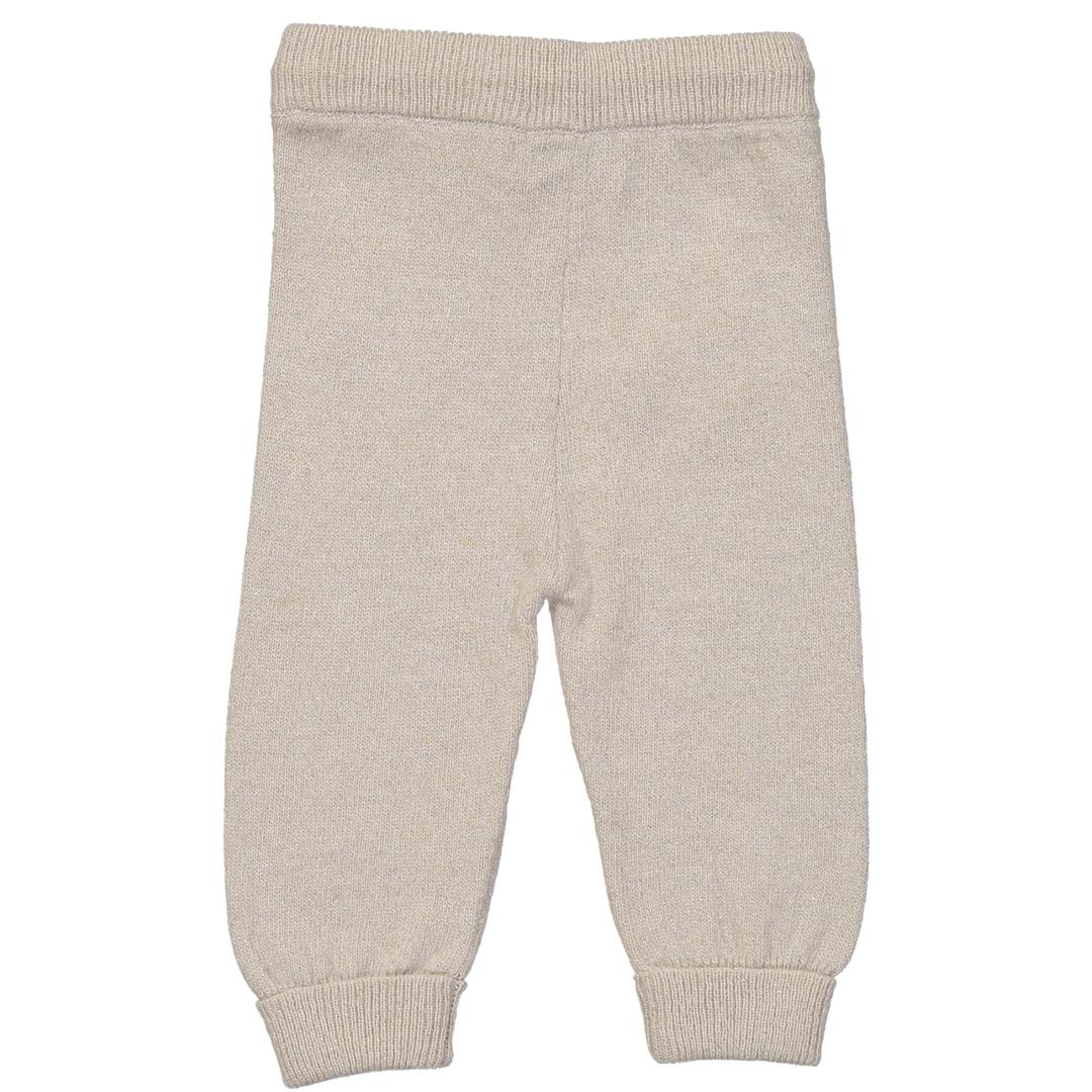 Pantalon BB - Paillete Blanc-2