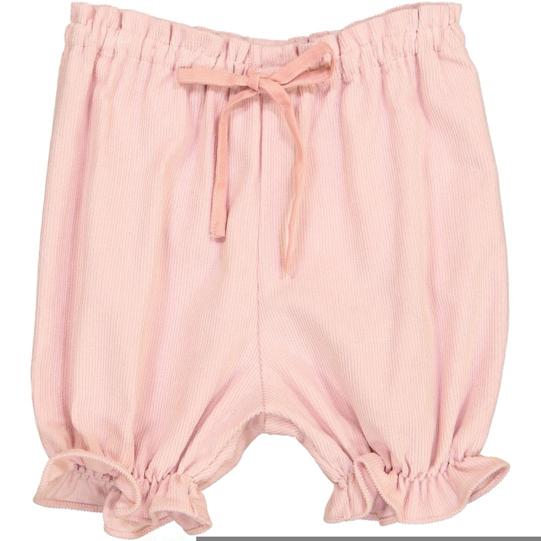 Panty Volants - Rose-1