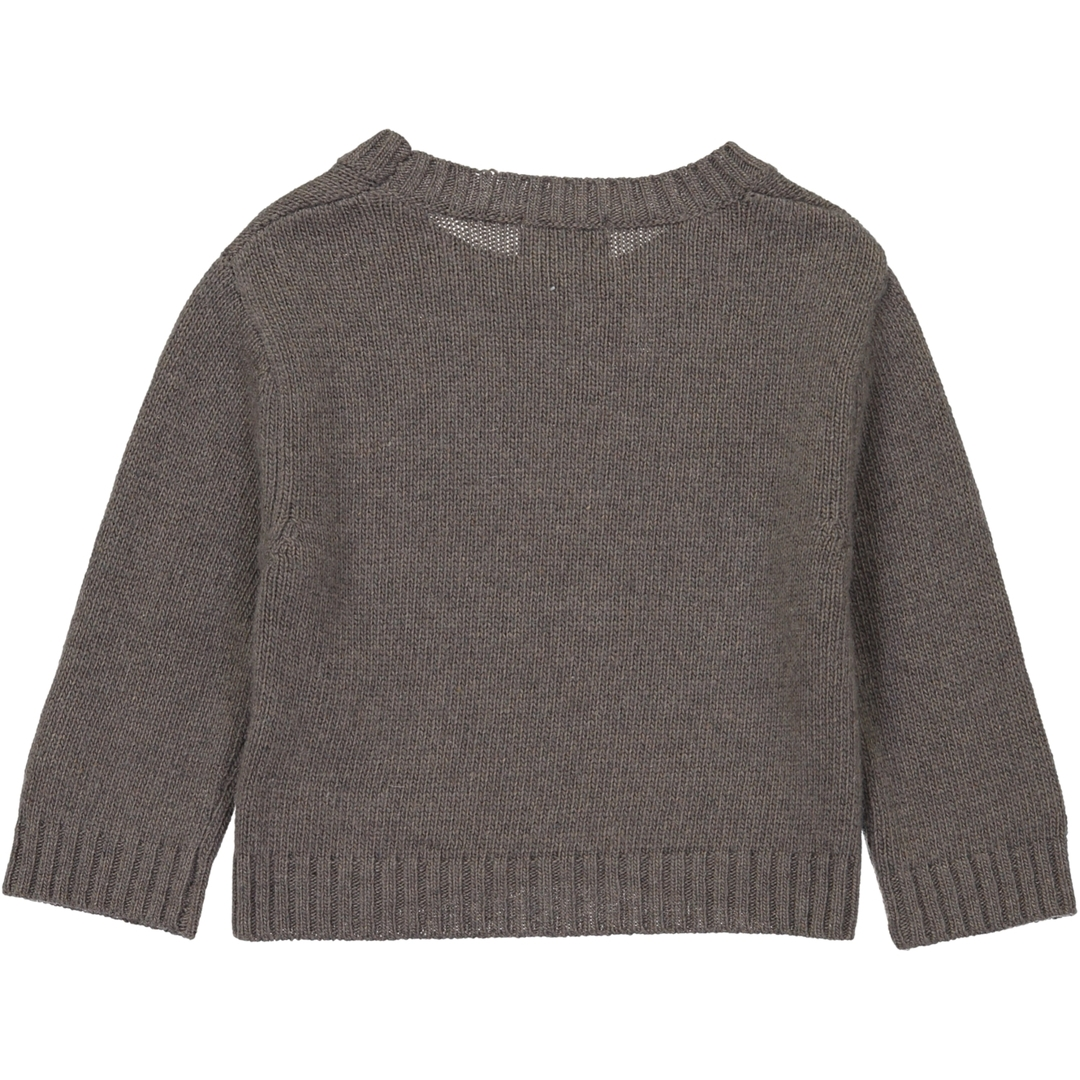 Pull BB Cerf - Taupe-2